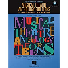 Musical Theatre Anthology for Teens : Young Men's Edition (Vocal Collection)