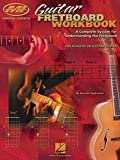 Guitar Fretboard Workbook - book cover picture