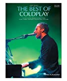 The Best of Coldplay for Easy Piano - book cover picture