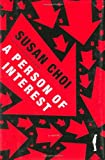 Book Cover: A Person Of Interest By Susan Choi