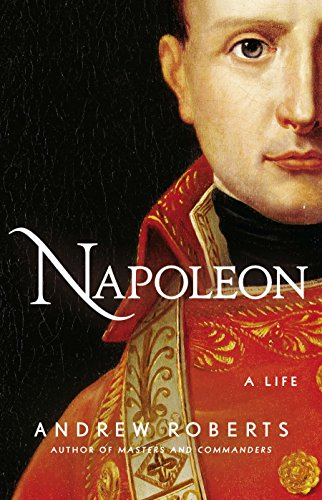 Napoleon: A Life Book Cover Picture
