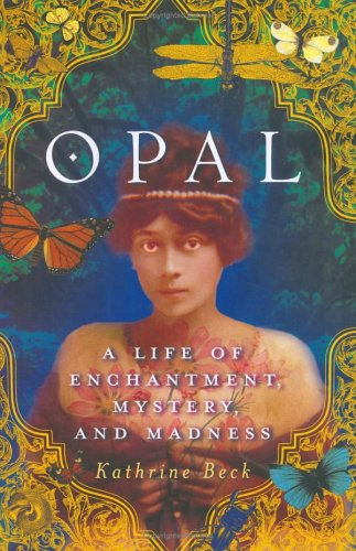 Cover of Katherine Beck's new book about Opal