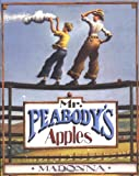 Mr. Peabody's Apples - book cover picture