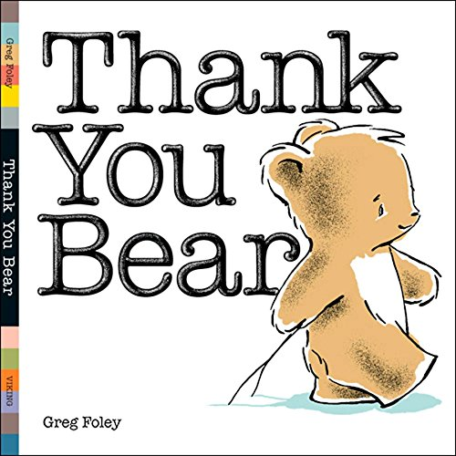 [Thank You Bear]