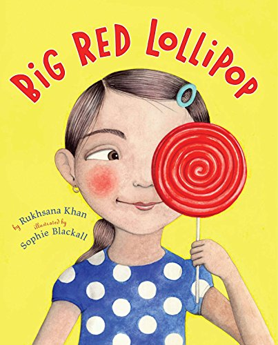 [Big Red Lollipop]