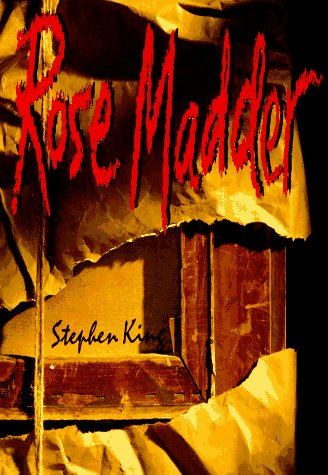 Rose Madder, King, Stephen