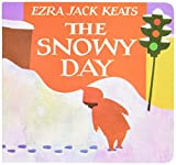 Book Cover: The Snowy Day by Ezra Jack Keats