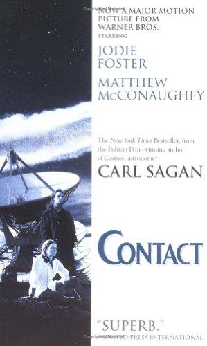 Contact, by Sagan, Carl