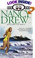 MYSTERY ON MAUI NANCY DREW 143 by  Carolyn Keene (Paperback)