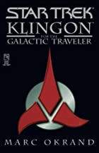 cover of Klingon for the Galactic Traveler