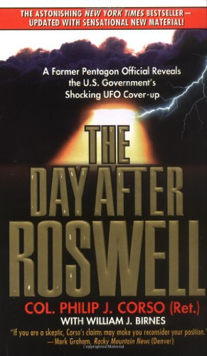 The Day After Roswell - Philip Corso