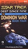 Deep Space Nine: The Dominion War, Book 4: Sacrifice of Angels (Star Trek)