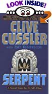 Serpent: A Novel from the Numa Files (Numa Files Series) by  Clive Cussler, Paul Kemprecos (Contributor) (Mass Market Paperback)