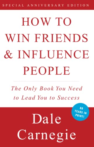 15. How to Win Friends and Influence People – Dale Carnegie; Dale Carnegie