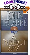 A Perfect Spy by  John Le Carre (Mass Market Paperback) 