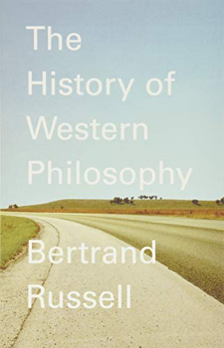 A History of Western Philosophy Book Cover Picture
