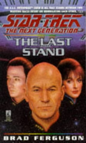 The Last Stand (Star Trek: The Next Generation, No. 37), Ferguson, Brad