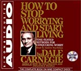 Buy How To Stop Worrying And Start Living Cd from Amazon
