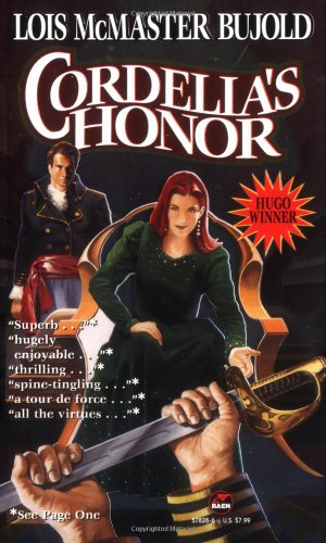 Book Cordelia's Honor - Lois McMaster Bujold