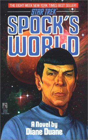 Spock's World (Star Trek: the Original Series), Duane, Diane
