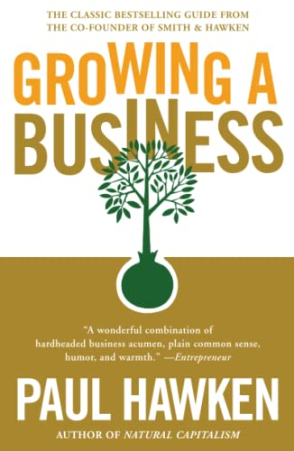 Growing a Business Book Cover Picture