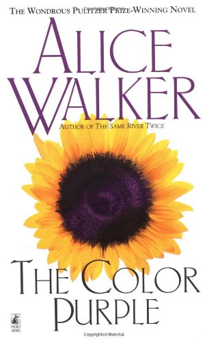 Book Cover: The Color Purple by Alice Walker
