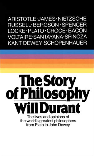 The Story of Philosophy Book Cover Picture