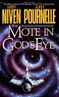 Book Cover: The Mote in God's Eye by Larry Niven