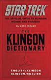 The Klingon Dictionary (Star Trek)