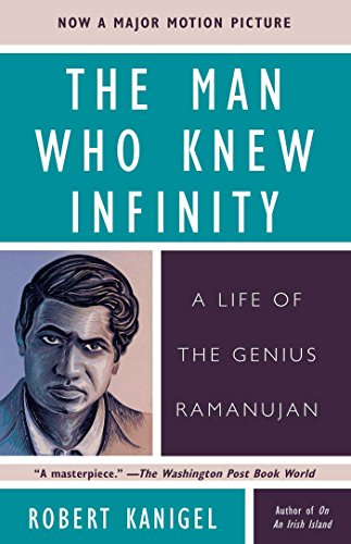 792. The Man Who Knew Infinity: A Life of the Genius Ramanujan