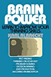 Buy Brain Power: Learn to Improve Your Thinking Skills from Amazon