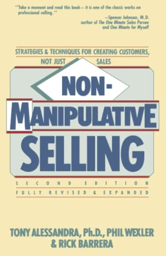 Non-Manipulative Selling
