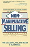 Book Cover: Non-manipulative Selling by Tony Alessandra