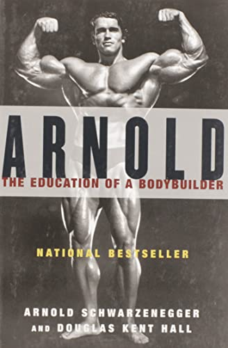 Arnold: The Education of a Bodybuilder Book Cover Picture