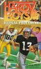 ILLEGAL PROCEDURE (HARDY BOYS CASE FILE 95) : ILLEGAL PROCEDURE by  Franklin W. Dixon (Author) (Mass Market Paperback)