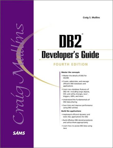 Book Cover: DB2 Developer%27s Guide (4th Edition)