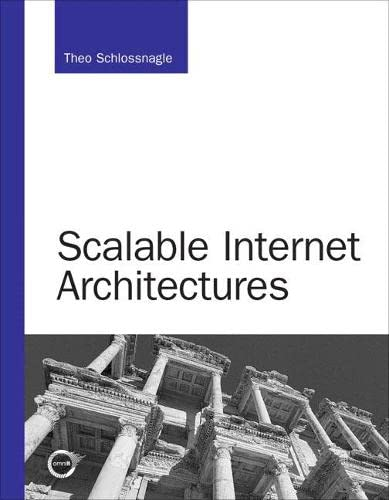 731. Scalable Internet Architectures