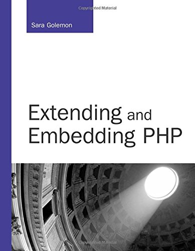 Book Cover: Extending and Embedding PHP