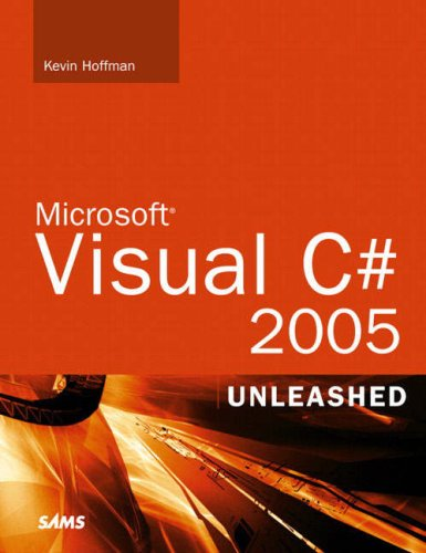 Book Cover: Microsoft Visual C# 2005 Unleashed (Unleashed)