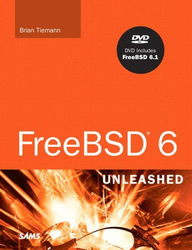 Book Cover: FreeBSD 6 Unleashed