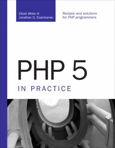 Book Cover: PHP 5 in Practice