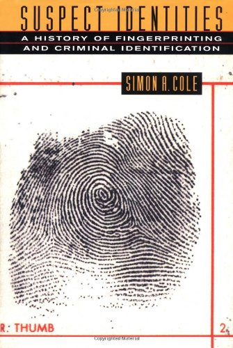 an introduction to the history of fingerprints evidence Divided into two parts, the book begins with the basics of analysis, providing a brief history, systematic methods of identification, fingerprint pattern types and their associated terminologies, and current classifications the second section covers the identification and presentation of evidence in the courtroom,.