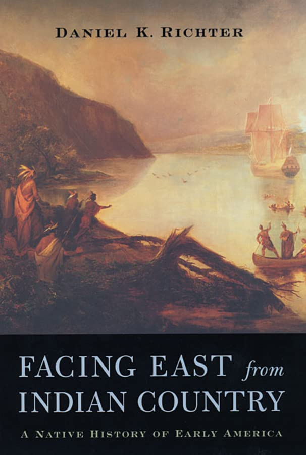 Facing East from Indian Country Book Cover Picture