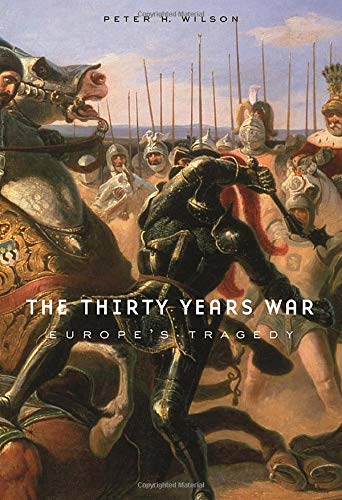 The Thirty Years War: Europe's Tragedy Book Cover Picture