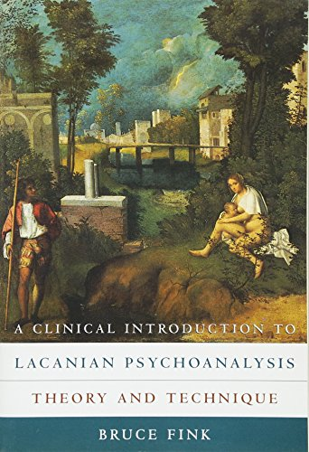 Pdf A Clinical Introduction To Lacanian Psychoanalysis Theory And