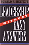 Buy Leadership Without Easy Answers from Amazon