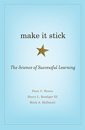 Make it Stick; Peter C. Brown