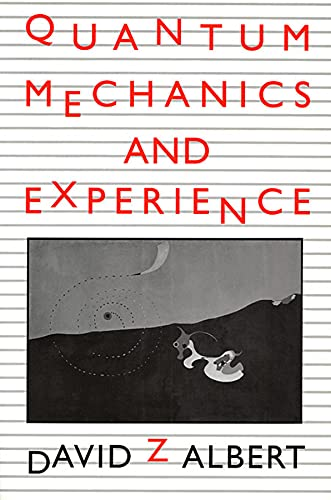 Quantum Mechanics and Experience Book Cover Picture