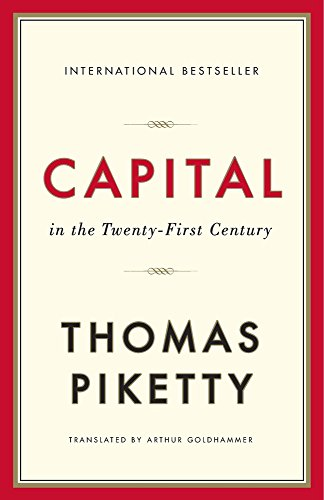 Cover of Piketty, Thomas