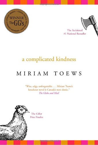 A Complicated Kindness, Toews, Miriam
